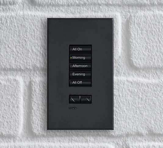 smart shades wall control